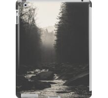 Morning river iPad Case/Skin