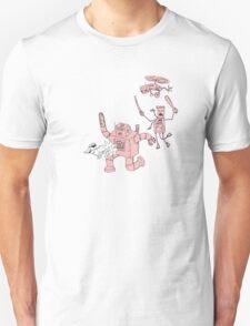 Yoshimi battles the pink robots T-Shirt