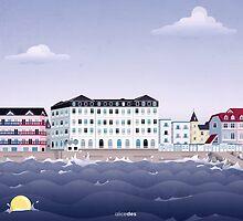 Wimereux - Grand hotel by Alice Des