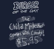 Burger of the day by regularworld