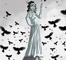 mother of crows by matintheworld