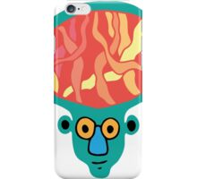 Scientist Brain iPhone Case/Skin