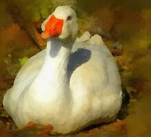 """St Martin's Day — or """"Martin Goose"""" by Lyz48"""