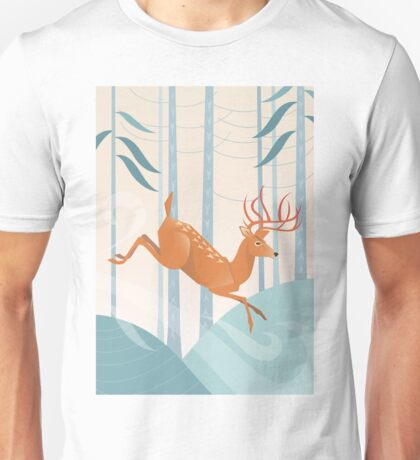 On the East Wind Unisex T-Shirt