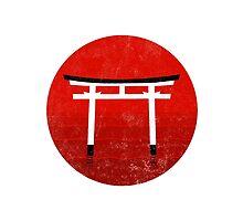 Torii - Japanese Gate by chayground