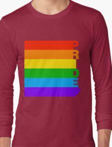 Gay Pride Long Sleeve T-Shirt