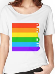 Gay Pride Women's Relaxed Fit T-Shirt