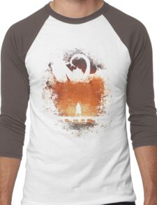 I am FIRE! Men's Baseball ¾ T-Shirt