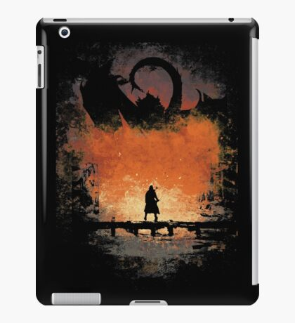 I am FIRE! iPad Case/Skin