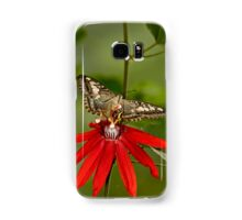 Clipper Butterfly Samsung Galaxy Case/Skin