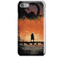 I am FIRE! iPhone Case/Skin