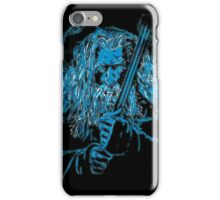 The Grey Pilgrim iPhone Case/Skin