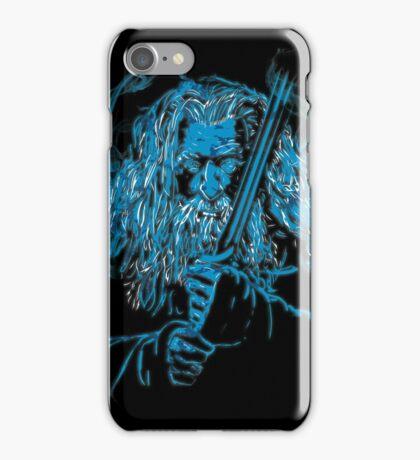 The Grey Pilgrim iPhone Case/Skin