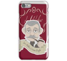 Sir A.C.D. iPhone Case/Skin