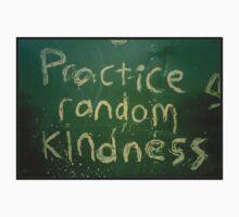 Practice random kindness Kids Clothes