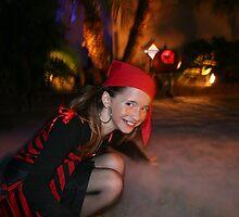 Pirate Girl - Halloween by Aurora Vaz