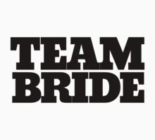 TEAM bride One Piece - Long Sleeve