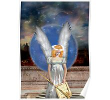 The Angel Of Jubiliation Rests Poster