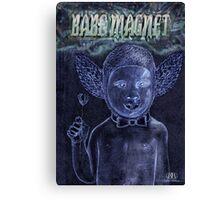 BabE Magnet  Canvas Print