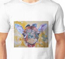 Giraffe Baby Unisex T-Shirt