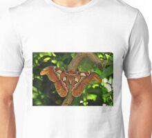 Atlas Moth Unisex T-Shirt