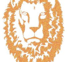 Head of Lion by yulia-rb