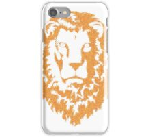 Head of Lion iPhone Case/Skin