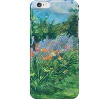 Garden Sanctuary iPhone Case/Skin