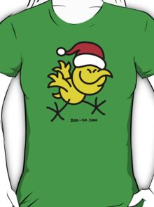 Merry Christmas Chicken T-Shirt