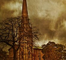 United Reformed  Church by Catherine Hamilton-Veal  ©