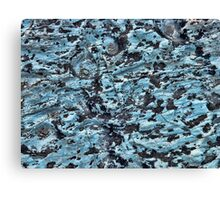 Limestone Texture Canvas Print