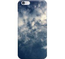 Clouds #11 iPhone Case/Skin