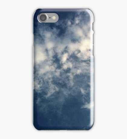 Clouds #11 iPhone Case/Skin