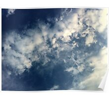 Clouds #11 Poster