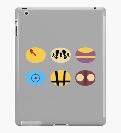 Less is Moore iPad Case/Skin
