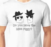 The Blues Brothers - Miss Piggy Unisex T-Shirt