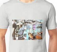 Street Art in San Francisco Unisex T-Shirt