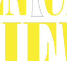 NIRVANA (design 6) Sticker