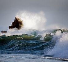Emerald Storm by ArtAjanovic