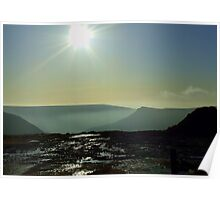 A Place Called Heaven - Saddleworth Moors Poster
