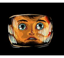 Space odyssey illustration Photographic Print