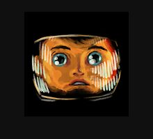 Space odyssey illustration Unisex T-Shirt