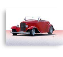 1932 Ford 'Full Fender' Roadster Metal Print