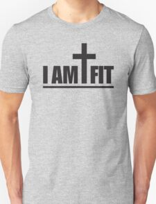 I Am Cross Fit T-Shirt