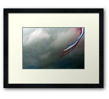Red Arrows 2008 Framed Print