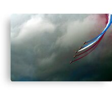 Red Arrows 2008 Canvas Print
