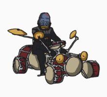 Darth Vader - One Man Band Kids Clothes