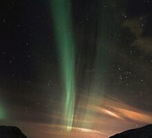 Aurora Borealis / North Light by Frank Olsen