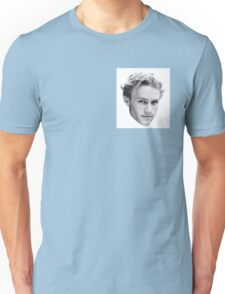 Heath Ledger Unisex T-Shirt