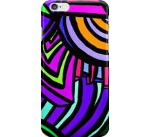 psychedelia #4 iPhone Case/Skin
